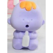 Dream Purple Feeding Baby Eraser