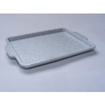 Iwako Grey Plastic Serving Tray