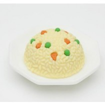 Iwako Chinese Foods Dim Sum Fried Rice Japanese Eraser