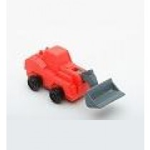 Iwako Construction Vehicle Bulldozer Japanese Eraser