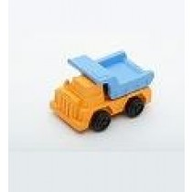 Iwako Construction Vehicle Dump Truck Japanese Eraser
