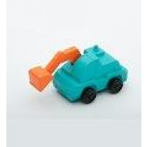 Iwako Construction Vehicle Loading Shovel Japanese Eraser