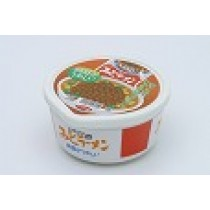 Iwako Japanese brown beans Instant Cup Noodle Japanese Eraser