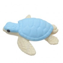 Iwako Deep Sea Animal - Blue Sea Turtle Japanese Eraser