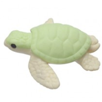 Iwako Deep Sea Animal - Green Sea Turtle Japanese Eraser
