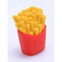 Iwako French fries Japanese Eraser