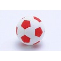 Iwako Red Football Soccer Japanese Eraser