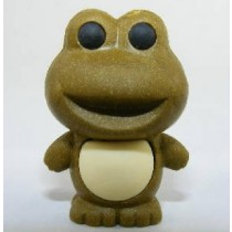 Iwako Cooper Colour Froggy Japanese Eraser