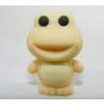 Iwako Egg Colour Froggy Japanese Eraser