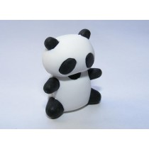 Iwako Gu Gu the black panda Japanese Eraser