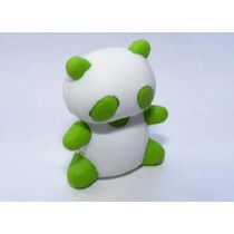 Iwako Gu Gu the Green Panda Japanese Eraser