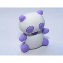 Iwako Gu Gu the Purple Panda Japanese Eraser