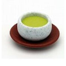 Iwako Japanese Green Tea Eraser