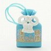 Iwako Blue Japanese Charms Eraser