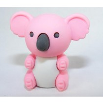 Iwako Jungle Paradise: Pink Koala Bear Japanese Eraser