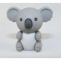 Iwako Jungle Paradise: Grey Koala Bear Japanese Eraser