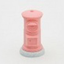 Iwako Pink Post Box Japanese Eraser