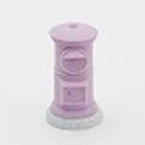 Iwako Purple Post Box Japanese Eraser