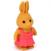 Iwako Lady Rabbit Japanese Eraser
