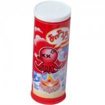 Iwako Snacks Squid in Red Can Japanese Eraser