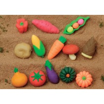 Iwako  Fresh Vegetables Japanese Erasers