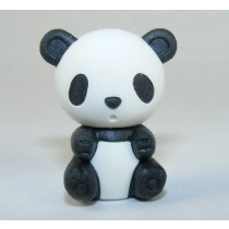 Iwako Original Black & White Panda Japanese Eraser