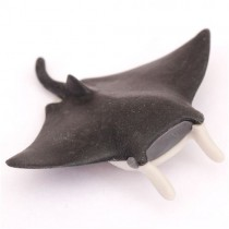 Iwako Deep Sea Animal - Grey Stingray Japanese Eraser